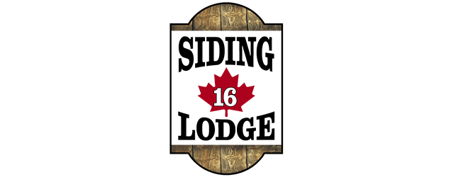 Siding 16 Lodge  Wetaskiwin